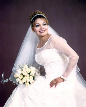 Srita. Ana Luisa Cervantes Aguilar unió su vida en matrimonio al Sr. Israel Valenzuela Vallejo.