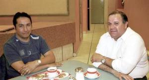 <b>18 de marzo 2005</b> <p> José Adame Márquez y Juan Rosales Valdés.