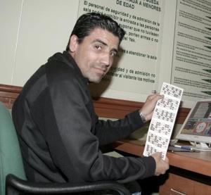 Sergio Ayup.