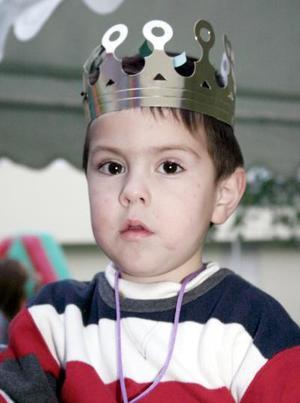 Ernesto de la Torre Ríos cumplió tres años de edad y fue festejado por sus padres, Ernesto de la Torre y Nora Ríos.
