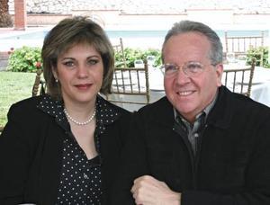 Alicia de Acosta y Eduardo Acosta Garza