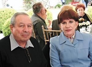 Carlos Acosta y Gabriela M. de Acosta