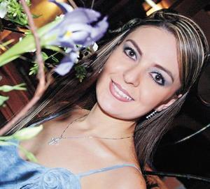 <I>DESPEDIDA DE SOLTERA</I><P>Georgina Cantu Niño de Rivera