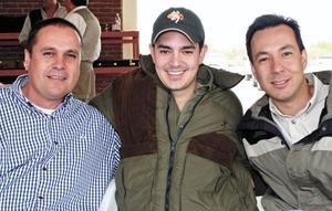 Jaime Aguilera Villarreal, Jaime Aguilera y Javier Aguilera