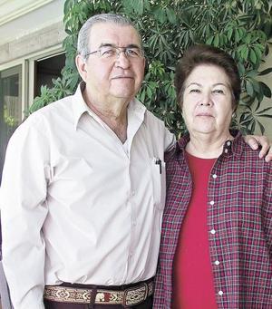Antonio Dueñes Zurita y Magdalena Sirgo de Dueñes