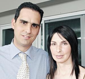 Pablo Murra Farrus y Blanca Ramírez de Murra