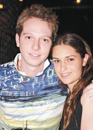Gianfranco Sambucci y Sofía