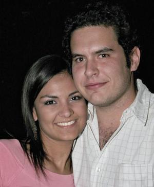 Paula Díaz de León y Guillermo Baille