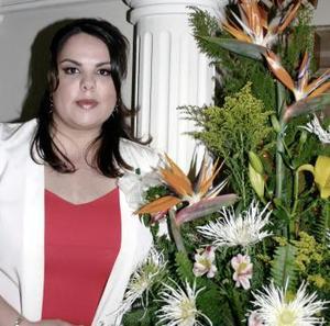 Humaya Betancourt disfrutó de una fiesta de despedida de soltera.