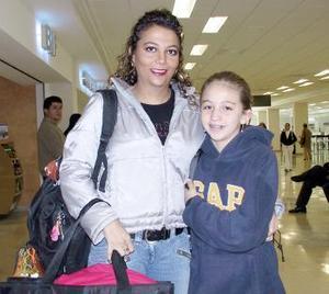 Verónica Armendáriz y Natalia Góngora viajaron a Puebla