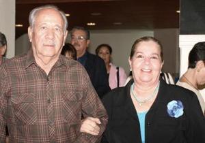 <b>22 de marzo 2005</b> <p> Los señores Teviño.