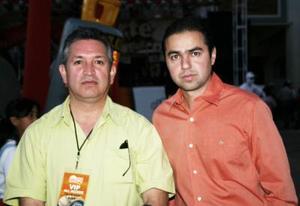 Luis Jaime Aguirre y Jpsé A. Mansur