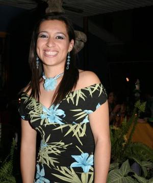 <b>24 de marzo 2005</b> <p> Zaraí Márquez Ríos festejó su cumpleaños con un ameno convivio.