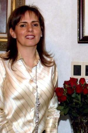 <b>25 de marzo 2005</b> <p> Elvira de Bello en su fiesta de cumpleaños.