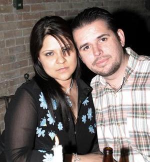 Hilda Limones y Ramiro Ornelas.