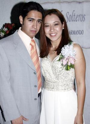 Aramando Uribe y Selena Loza Zavala se casarán próximamente.