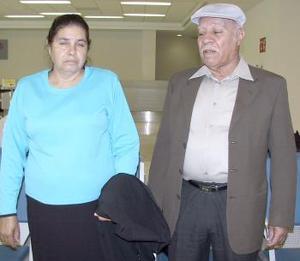 Manuel Rubio y Luciano Curiel