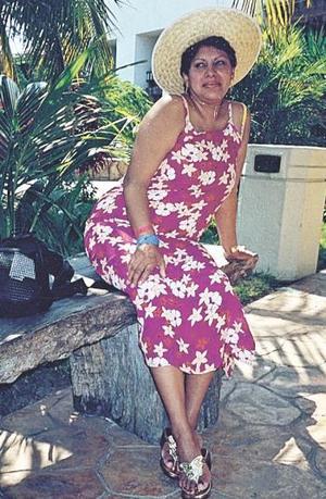 Iliana Martínez captada en el embarcadero de Cancún Quintana Roo durante sus más recientes vacaciones.