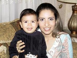 Sebastián Ortega Vargas, el día que festejó su cumpleaños.