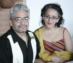 Edward Mascorro y Marisol Mireles.