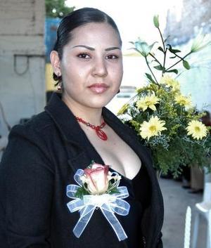 Karina Rangel Álvarez contraerá matrimonio próximamente.