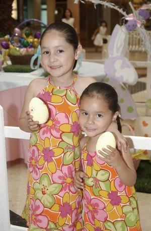 Jazmín y Destiny Ramírez