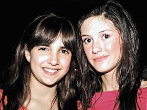 María Muñoz y Gaby Treviño