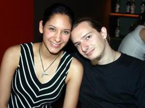 Patricia Arredondo y Patrick Bay