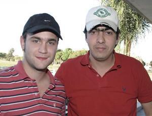 Carlos Muela y Poncho Campo