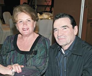 Margarita Willy de López y Luis López Figueroa