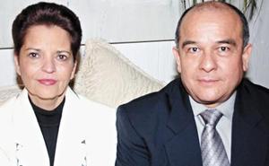 Cecilia y Ricardo Cisneros