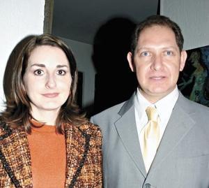 Margarita y Alfredo Mafud