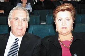 René Nahle y Sonia de Nahle