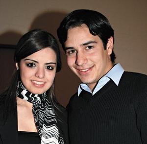 Mariana Álvarez y Alberto Cuerda