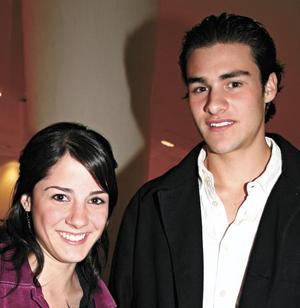 María José Jiménez y Arturo Muela