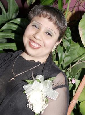 Teresa Josefina de la Rosa Cruz disfrutó de una despedida de soltera que le ofreció su tía Teresa de la Rosa Salinas.