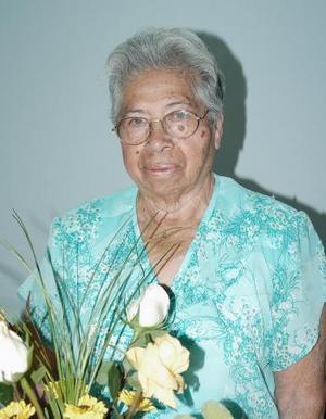 <b>03 de abril</b><p> Sra. Emilia Acosta Mauricio festejó sus 80 años.
