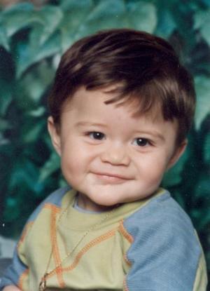 El pequeño Jesús Manuel Muñoz Pérez cumplió un año de vida hace unos días.