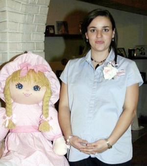 Ana Isabel Haro de Pérez.