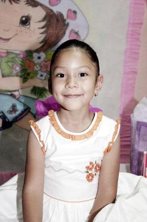 María Paulina Domeli Vielma cumplió seis años de vida