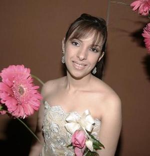 08 de abril  Claudia Liliana Mena en su despedida de soltera.