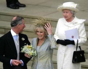 El primado de la Iglesia de Inglaterra rezó para que Carlos y Camilla sean fuertes en el amor, que Dios los defienda en todo momento y los guíe en el camino de la verdad y la paz