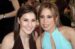 Ana Godina y Ana Yolú Barranco.