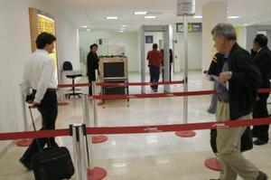 Luego de las vacaciones de Semana Santa, la afluencia en el aeropuerto se ha visto disminuida