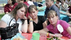 Marisol Martínez Ramos, Natalia y Gaby Acosta Valdés