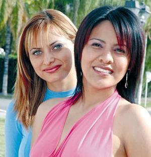 Eva Padilla despidió a su mejor amiga Leidy Sijhei, quien cambiará de residencia al extranjero.