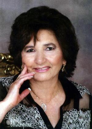 Rosa Velia Aguilar Correa, captada el día que festejó su cumpleaños