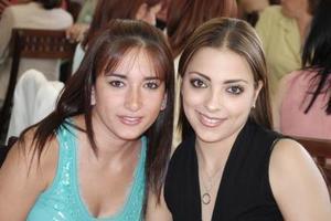Edna Garza e Ileana del Ríos.