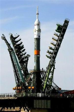 Todos los sistemas funcionan con normalidad. El acoplamiento de la nave a la Estación Espacial Internacional está previsto para las 02.19 GMT del domingo 17 de abril, informó el Centro de Control de Vuelos ruso.