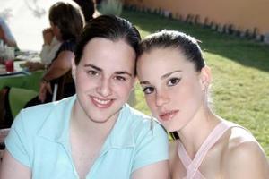 Beatriz e Isabel Murra.